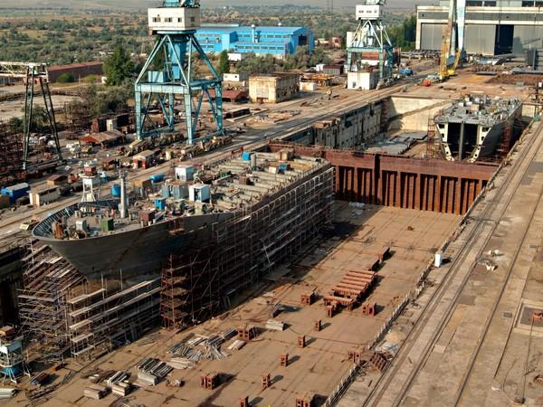 德邦不锈钢管应用于造船领域